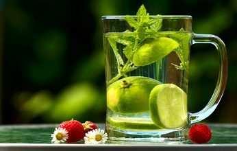 Infused Water - Geschmack ganz ohne künstliche Aromen