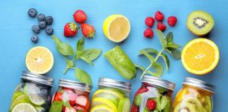 Infused Water – pure Erfrischung ohne Kalorien