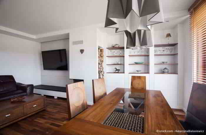 Besser wohnen mit Massivholzmöbeln