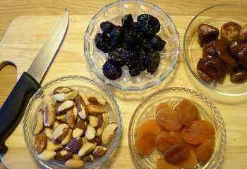 overnight-oats brauchen keinen Zucker