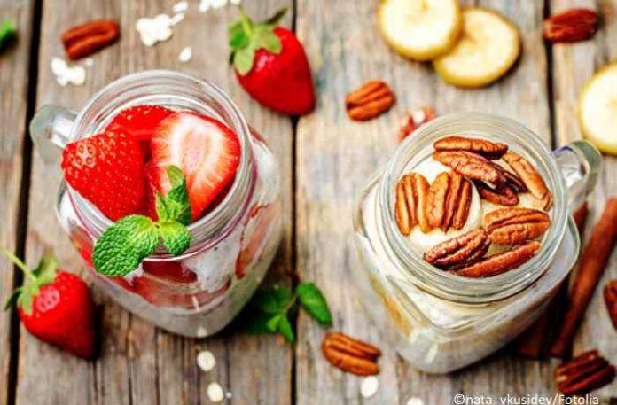 Overnight Oats – gesunde Energie Snacks für den ganzen Tag