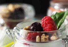 Kalorienarme Snacks, schnell und lecker zubereitet