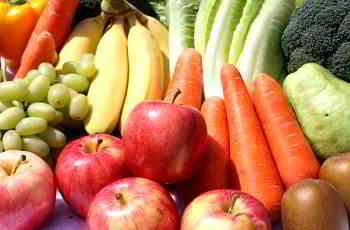 Auch Nahrung kann einem Flüssigkeitsmangel vorbeugen