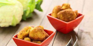 Das Sommer Low Carb Fingerfood, Brokkoli- und Blumenkohl Nuggets