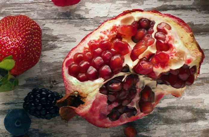 Der Granatapfel und seine vielfältigen, gesundheitlichen Vorteile!