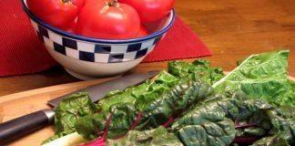 Mangold - der gesunde, kalorienarme Traum aller Köche und Gärtner