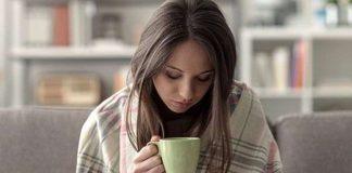 Zwei alte Hausmittel helfen bei einer Erkältung - Ingwer und Kamille