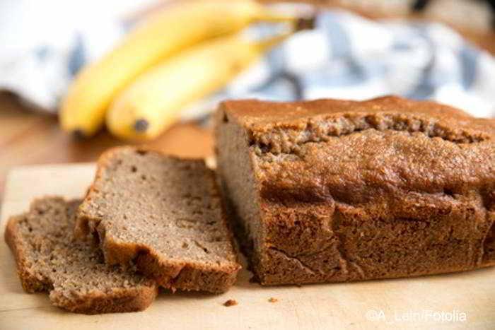 Bananenbrot selber machen - Saftig, lecker, glutenfrei und vegan