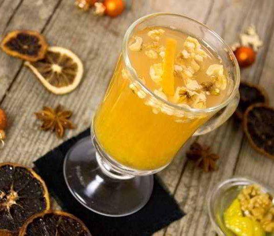 Heiße Gewürz Getränke - pure Energie in der kalten Jahreszeit