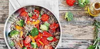 Quinoa Pfanne - Schnell gekocht, gesund und lecker