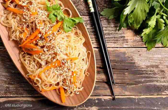 Shirataki Nudeln - Pasta fast ohne Kalorien, geht das?