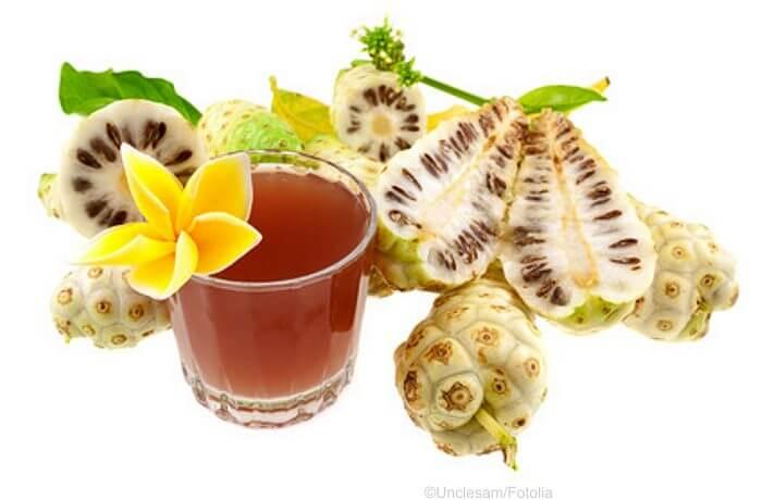 Noni - Ihre gesunde Inhaltsstoffe werden seit über 2000 Jahren genutzt