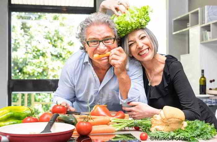 Diese Lebensmittel beugen Falten und Hautalterungen vor