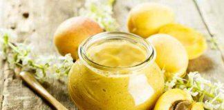 Frucht Senf mit Ingwer, Koriander und Kurkuma - selbst gemacht