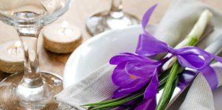 Veganes 3 Gänge Menü Rezept- lecker, leicht und gut vorzubereiten