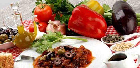 Caponata Siciliana - ein traditionelles Rezept, vegan und gesund