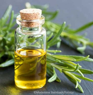 Rosmarinöl selber herstellen, für DIY Kosmetik und Küche