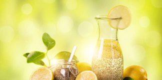 DIY Chia Fresca - gesund, lecker und hilft beim Abnehmen
