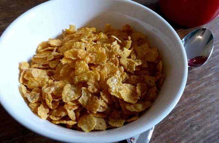 Gesunde Cornflakes selber machen - ohne Zucker und glutenfrei