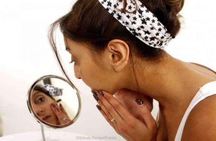 DIY Gesichtsöl mit Retinol - gegen Falten und Hautalterungen