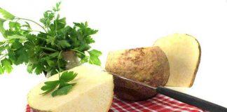Vegane Steckrüben Spaghetti mit Tomate und Avocado - das Rezept