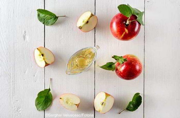 DIY Fruchtsäurepeeling aus DIY Apfelessig