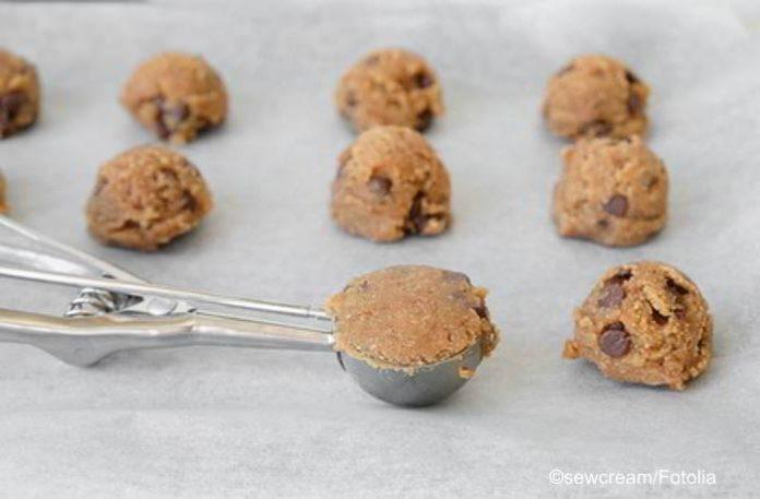 Cookie Dough - so wird der Keksteig zum Löffeln keine Kalorienbombe