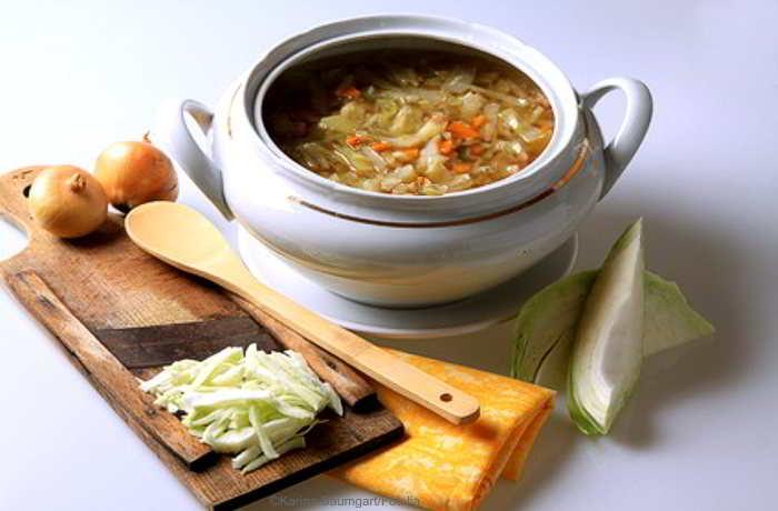 suppe zum abnehmen rezept, die kohl diät - diese rezepte helfen beim gesunden abnehmen | gesunex, Design ideen