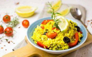 Paella mit Safran - das teuere Gewürz ist aber auch ein Heilmittel