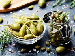 Kapern - als indisches Dressing, Salsa verde oder veganer Eiersalat
