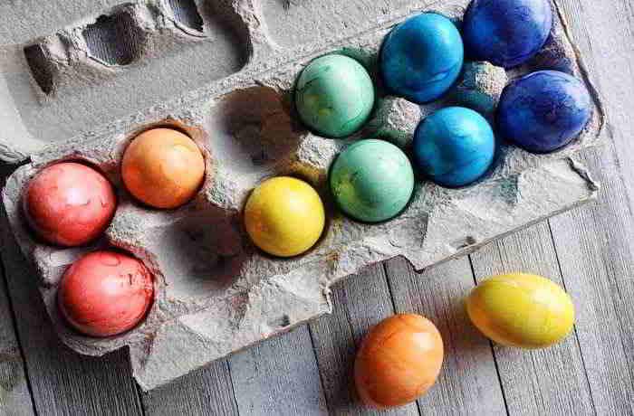 Ostereier – Low Carb Ideen für die Resteverwertung