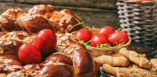 Veganes Ostergebäck - als Zopf, Osterlamm und Plätzchen