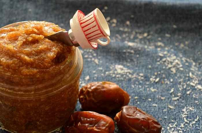 DIY Dattelpaste - gesunde Süße ohne Zucker