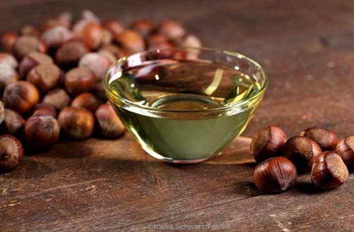 Haselnussöl richtig verwenden - in der Küche, Kosmetik und Gesundheit