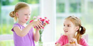 DIY Kinderknete - dann kennt man die Inhaltsstoffe