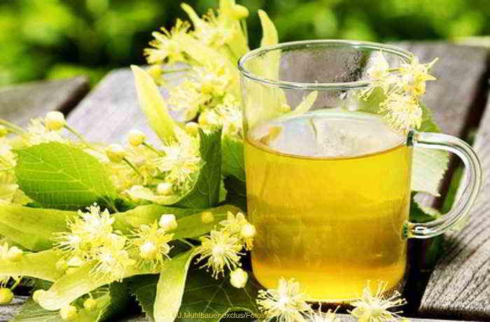 Rezepte mit DIY Lindenblütentee - natürliche Hilfe nicht nur bei Erkältungen