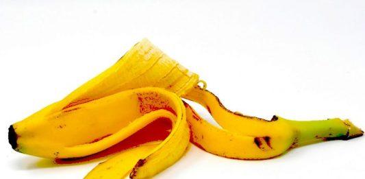 Bananenschalen - die perfekte Pflege für Haut, Haar und Haushalt