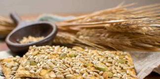 DIY Vollkorn Knäckebrot - glutenfrei, vegan und richtig lecker