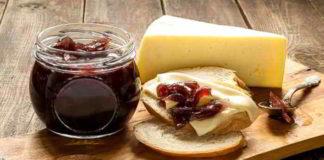 DIY Zwiebelmarmelade mit Dattelpaste - gesund, herzhaft, lecker