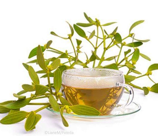 DIY Misteltee - und wie man den gesunden Tee anwendet
