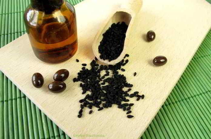 Schwarzkümmelöl, das natürliche Heil- und Pflegemittel