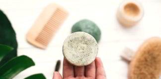 DIY feste Haarseife - ohne Chemie und Mikroplastik