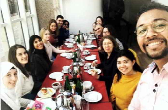 Kolumbianische Salsa in der Pflege