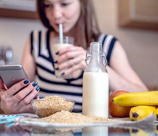 DIY Reismilch - vegan, laktose-, soja- und glutenfrei