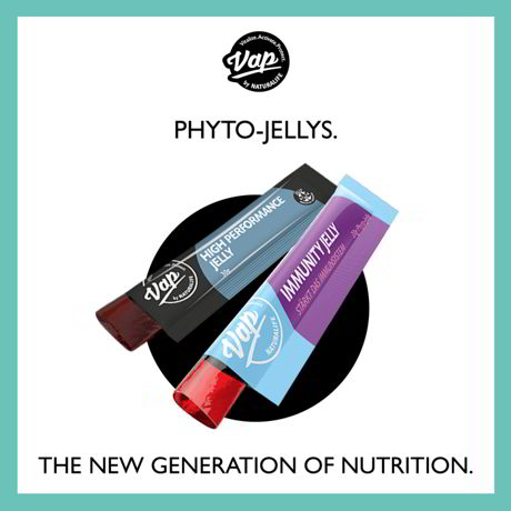 VAP Phyto-Jelly - The New Generation of Nutrition