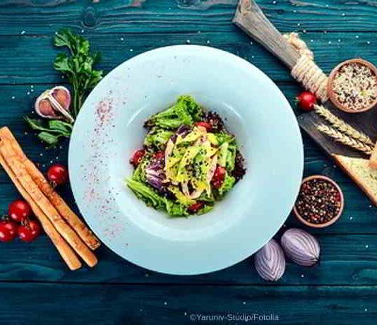 Salat Toppings - individuell, gesund und richtig lecker