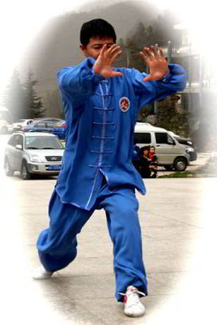 Xing Yi Quan ist chinesische Fitness für Körper und Geist