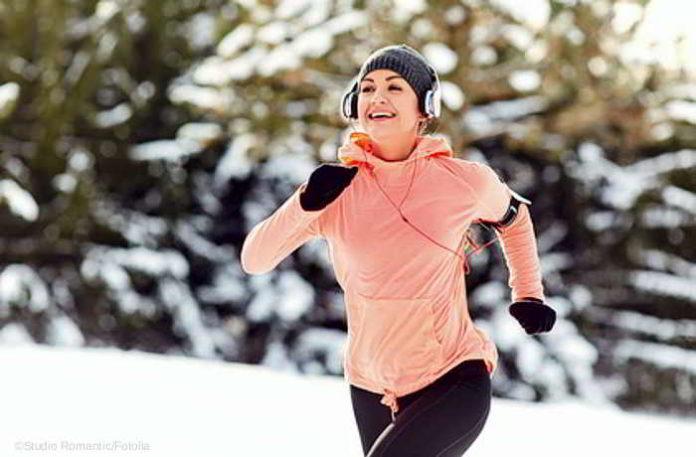 Joggen im Winter - worauf man achten muss