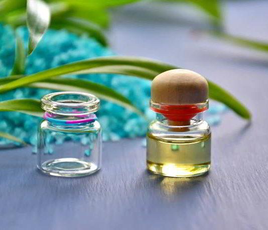 Ätherische Öle - die besten DIY Pflegeprodukte