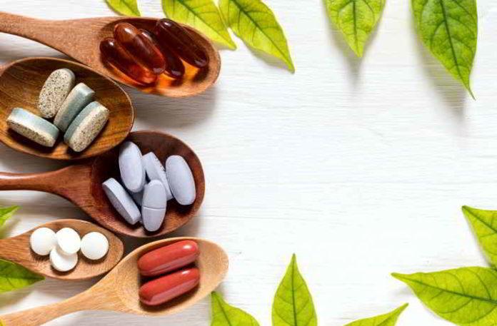 Nahrungsergänzungsmittel für den Muskelaufbau